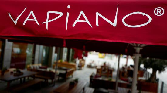 Vapiano will bis Ende 2020 die Zahl seiner Restaurants deutlich vergrößern. Quelle Reuters