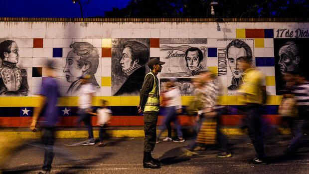Die entscheidenden Stunden für Venezuelas Zukunft