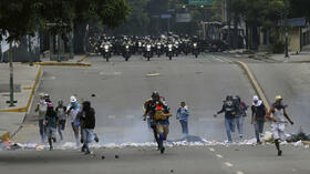 Proteste in Venezuela: Erneut Demonstrant erschossen