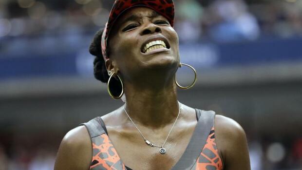 Tennis: Venus Williams verliert zum Start der WTA Finals