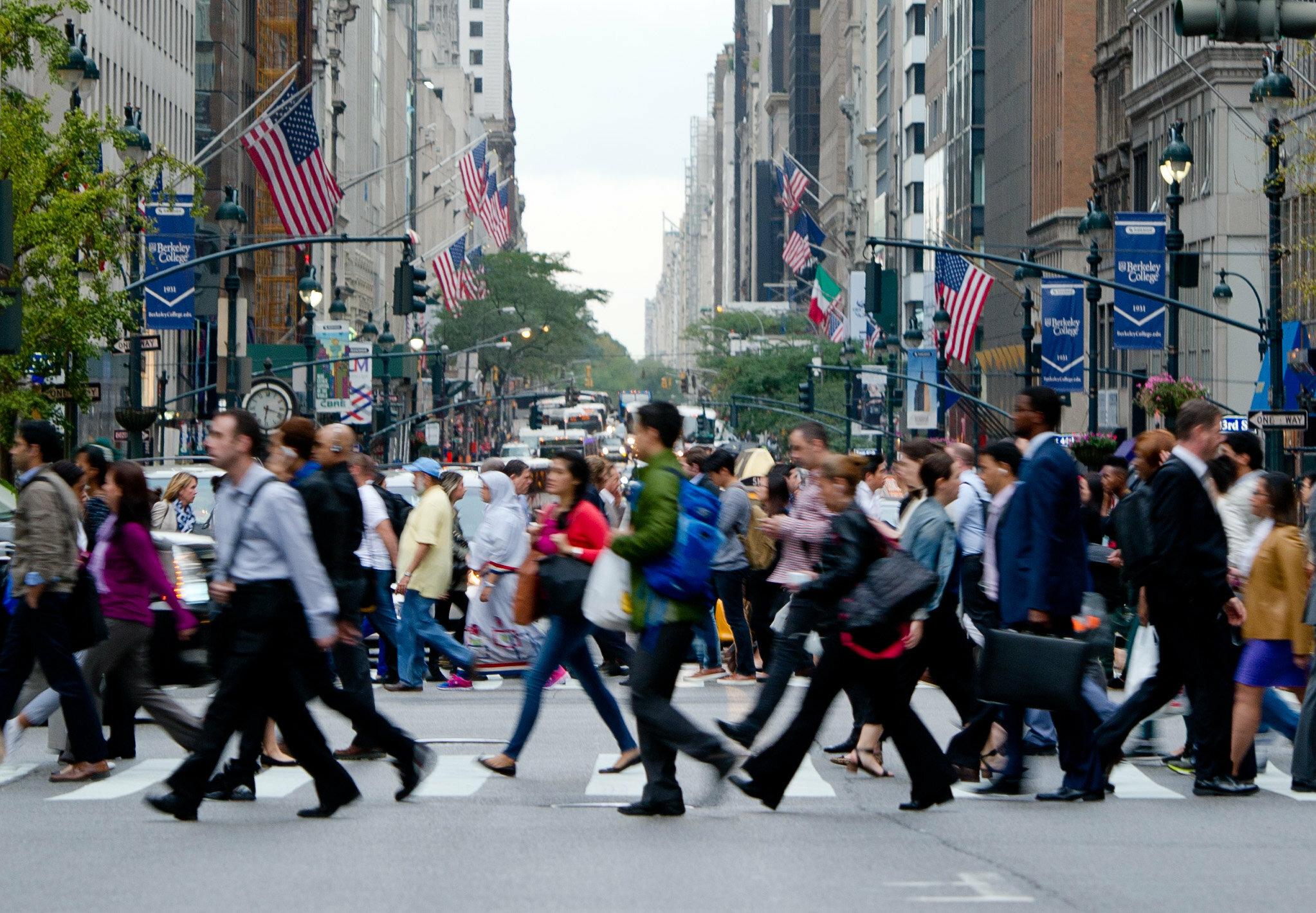 US-Verbraucherlaune bessert sich überraschend