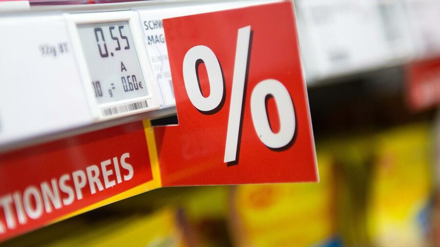 Inflation in Euro-Zone steigt im März auf 1,4 Prozent