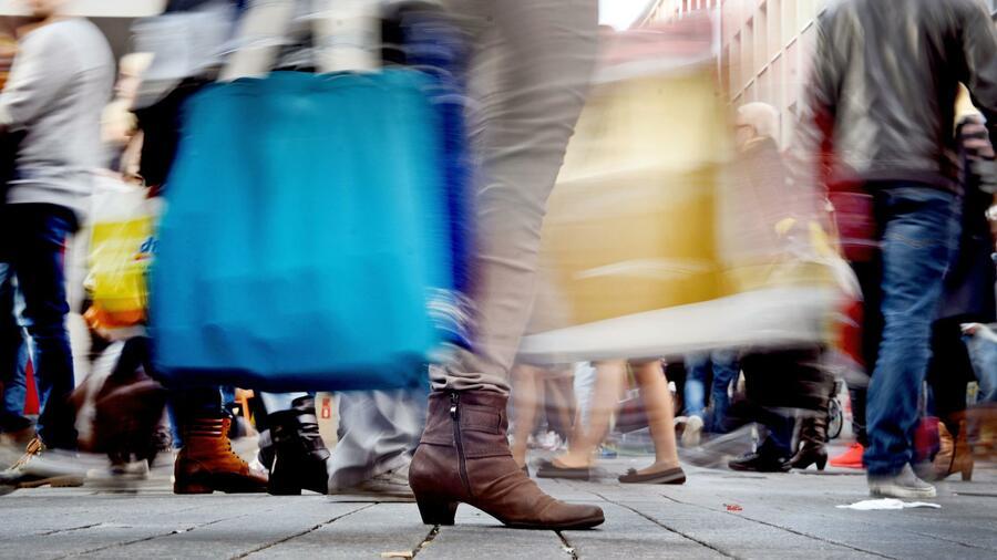 Verbraucherpreise - Inflation steigt im Mai über Zwei-Prozent-Marke