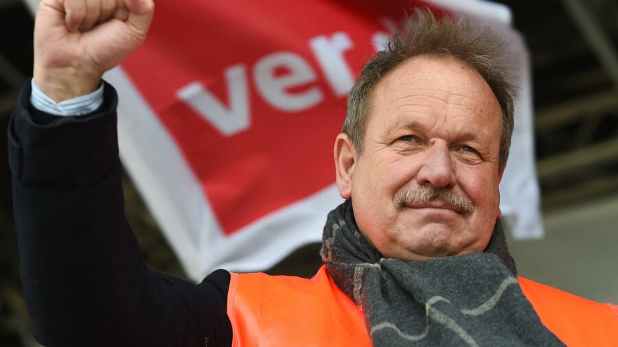 Warnstreiks in Bayern behindern Luft- und Nahverkehr