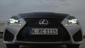 Veredelter Japan-Sportler - Lexus RCF Carbon