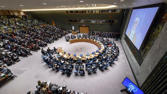 UN-Vollversammlung stimmt für Resolution zu Jerusalem