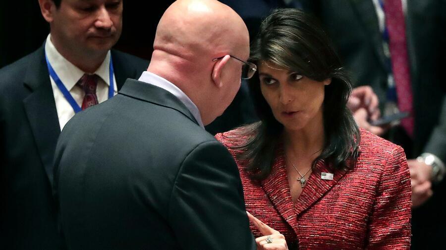 Westen und Russland blockieren sich im UN-Sicherheitsrat gegenseitig