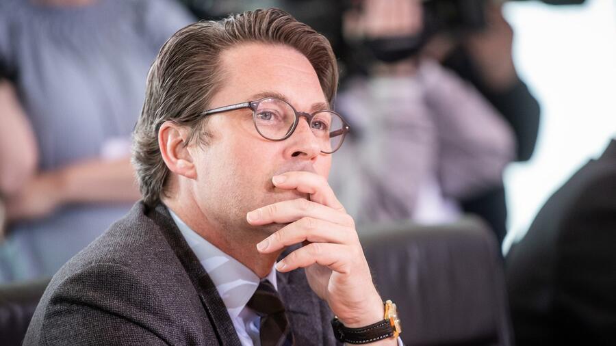 Für Verkehrsminister Scheuer wächst der Schaden durch die Pkw-Maut