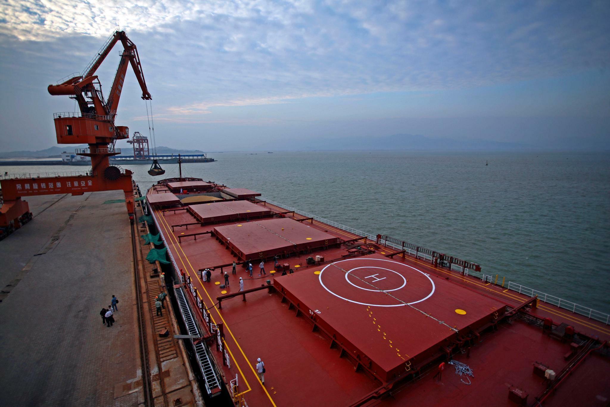 Die Warnsignale vom Seehandel täuschen