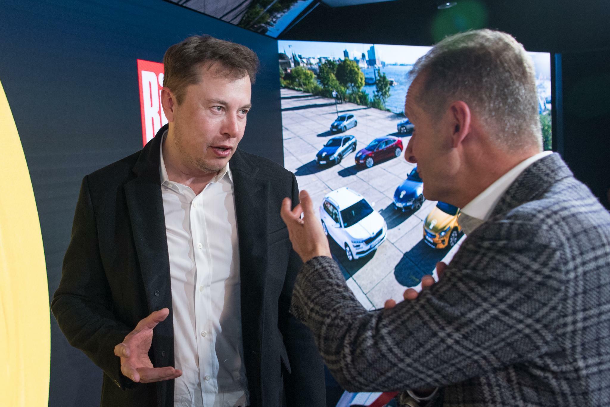 Tesla-Ankündigung: Batterieförderung in Deutschland überdenken