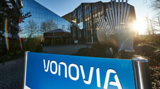 Vonovia profitiert von Zukauf und steigenden Mieten