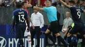 """Fußball: Ärger nach erstem Final-Videobeweis: """"Kannst du nicht geben"""""""