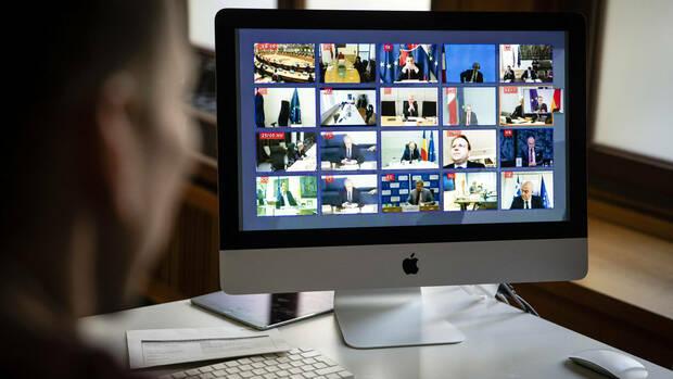 Homeoffice-Tool: Datenschützer warnen vor Videochat-Software Zoom