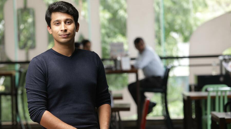 Dieser Gründer ist Facebooks neuer Partner in Indien