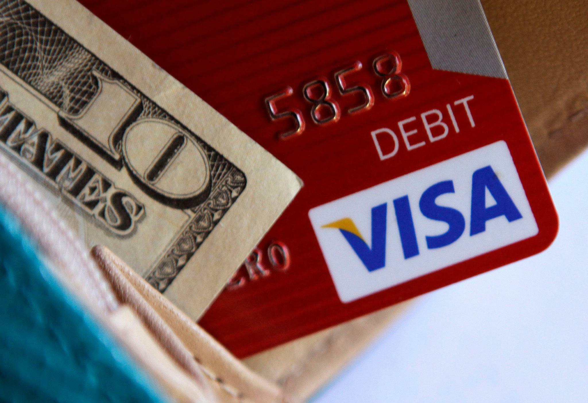 Visa will mit eigener Debit-Karte den Banken Konkurrenz machen