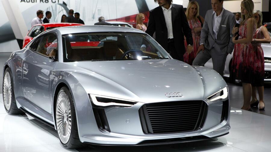 Die Zukunft Der Strasse Audi Und Die Vision Vom Superauto