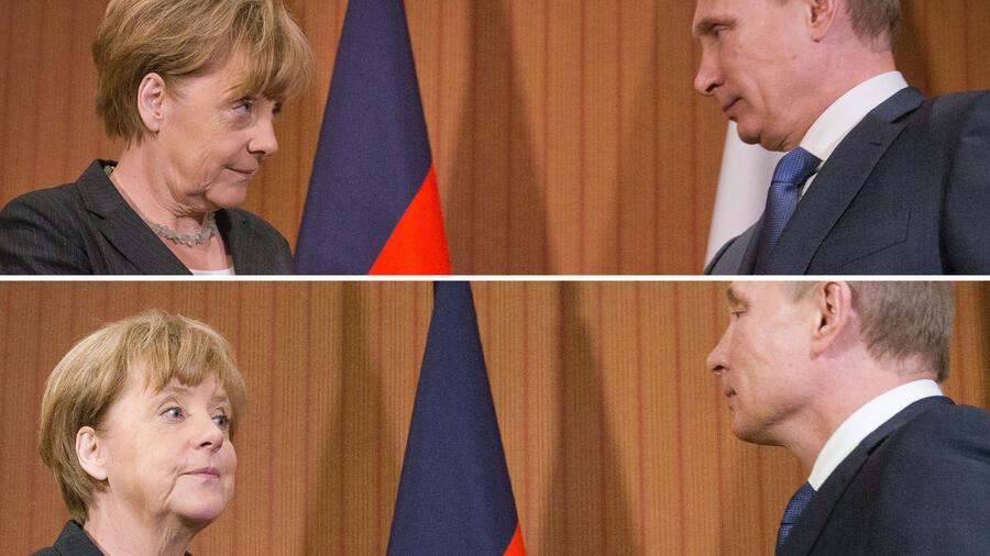 Angela Merkel The Body Language Of Power