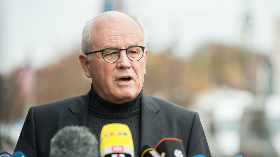 Umfrage - Mehrheit der SPD-Wähler für große Koalition