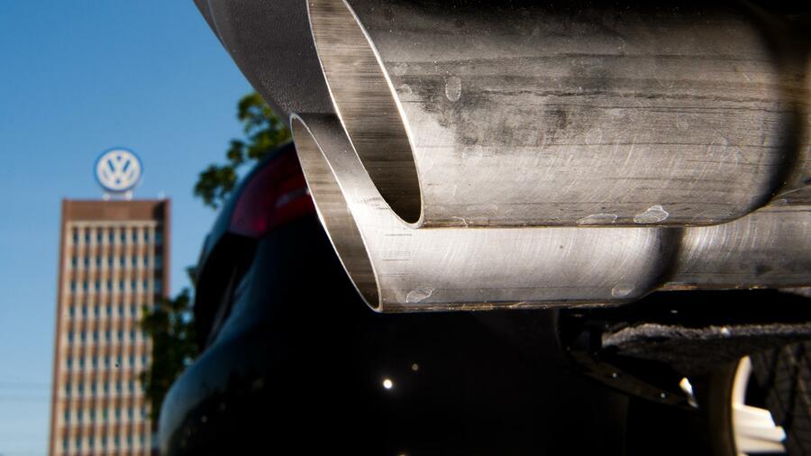 VW muss eine Milliarde Euro zahlen: Bußgeldbescheid gegen Volkswagen