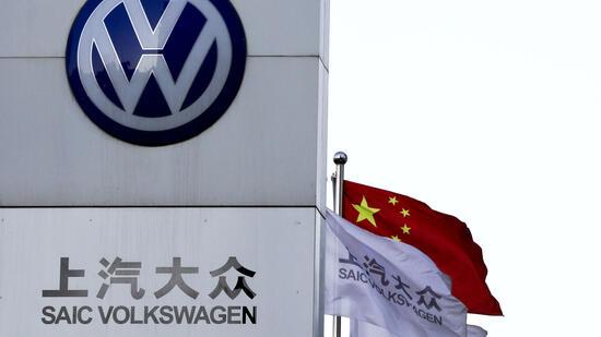 VW ruft in China Millionen Autos zurück
