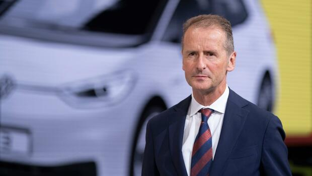 Autoindustrie: Unruhe bei VW: Kann sich Diess bei der Vergabe von Vorstandsposten durchsetzen?
