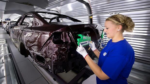 VW produziert Elektrokleinwagen MEB-Entry in Osteuropa
