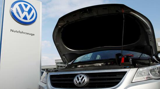 Zeitung: VW und EU-Kommission einigen sich im Abgasskandal