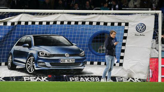Volkswagen wird auch Partner der Uefa