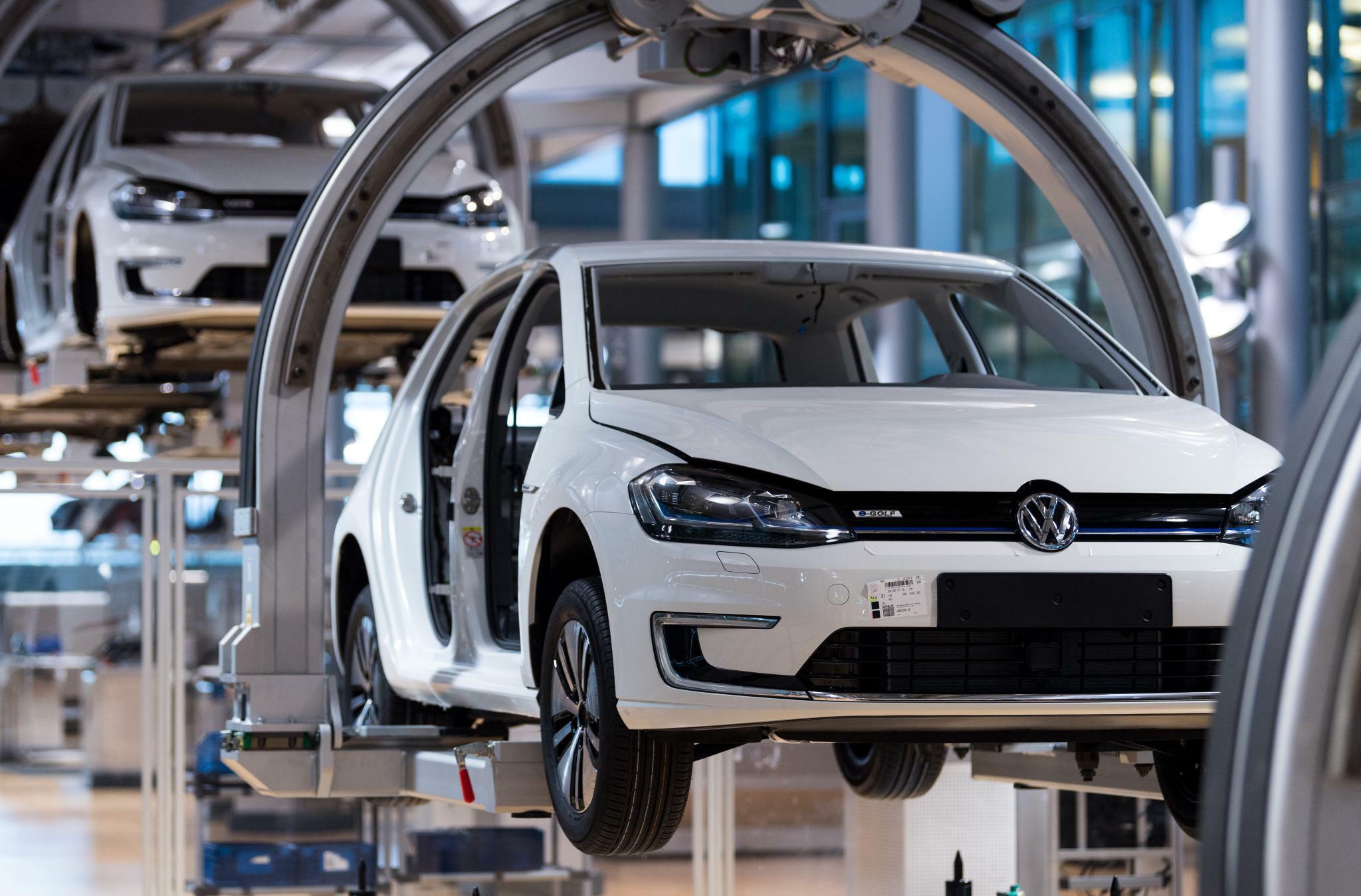 Volkswagen dämpft mittelfristige Wachstumsprognose
