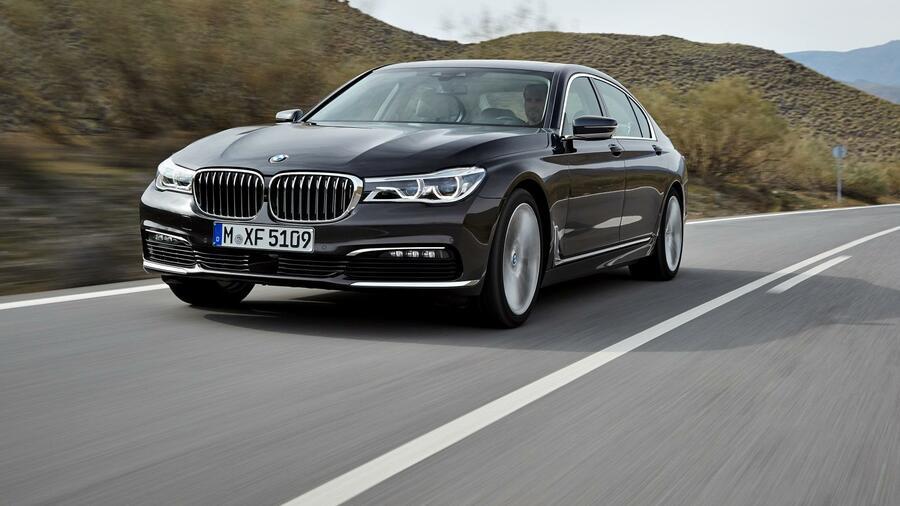 Mit Der Sechsten Generation Des Siebener Will BMW Bei Fahrdynamik Und Reisekomfort Den Ton Angeben