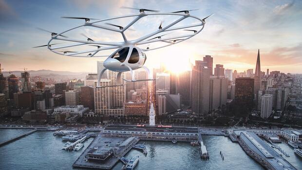 Volocopter-Erfinder Alexander Zosel sammelt weitere Millionen ein