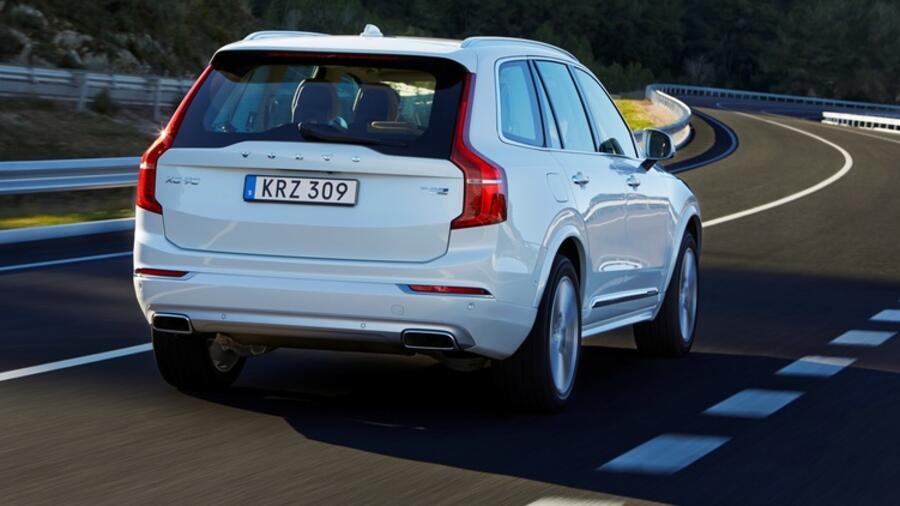 Hybrid Volvo Xc90 T8 Im Test Dieses Kraftpaket Will öko Vorreiter Sein