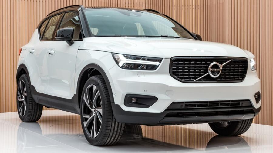 was der neue volvo xc40 im detail bietet. Black Bedroom Furniture Sets. Home Design Ideas