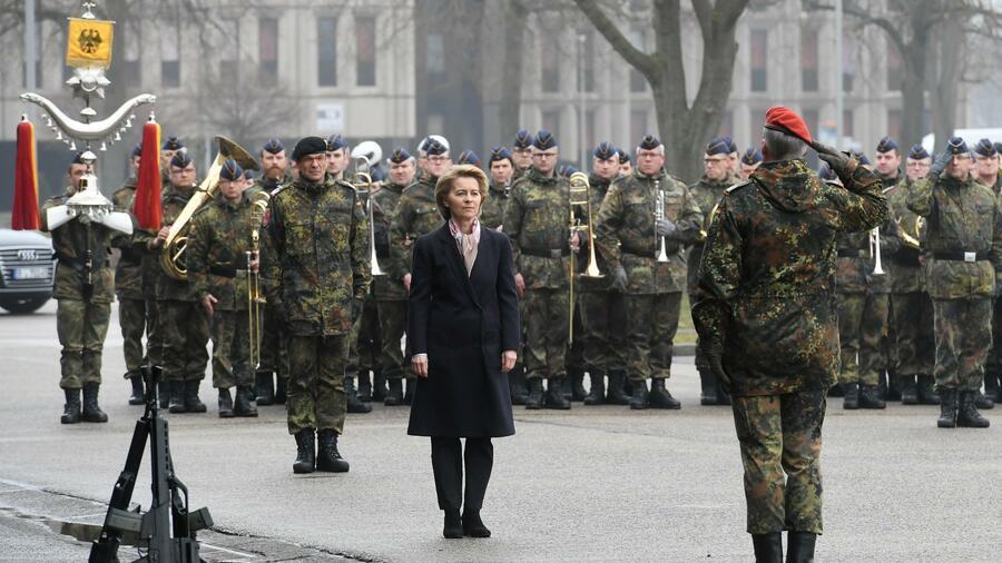 Verteidigungsministerium plant Rüstungsauftrag in Milliardenhöhe