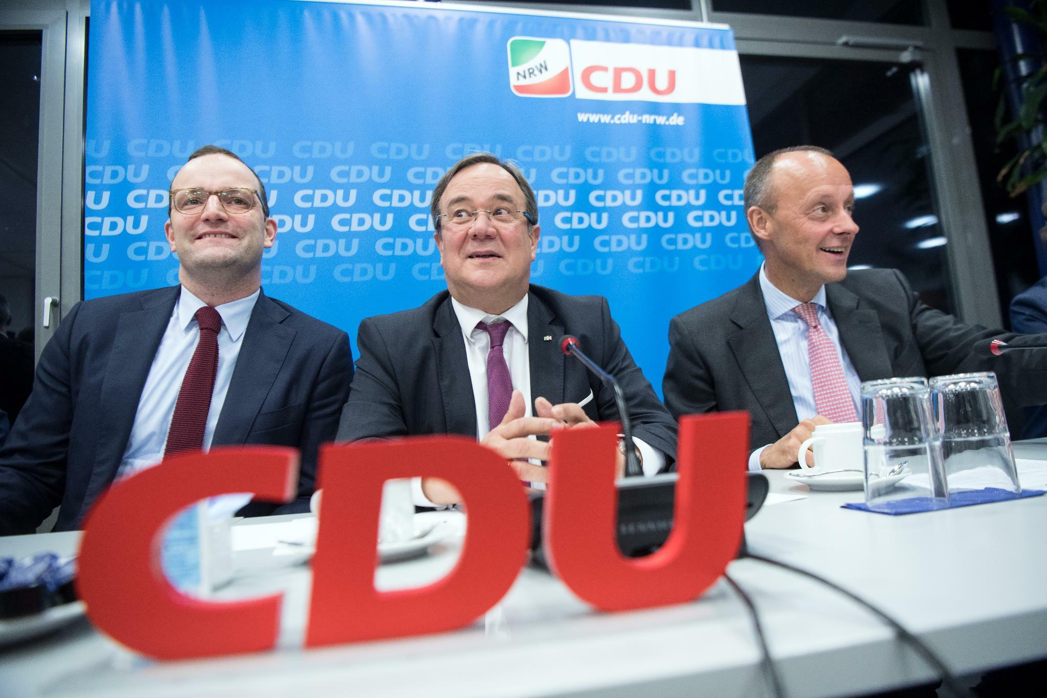 CDU und Minderheitsregierung - Wer dafür ist und wer dagegen