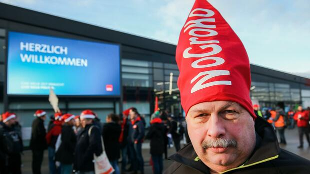 SPD-Parteitag: No-Groko-Stimmung in Bonn