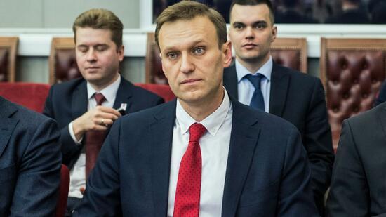 Nawalny von Präsidentenwahl ausgeschlossen