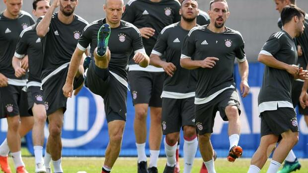"Fußball: Bayerns ""Hunger"", Reals ""DNA"": Europa..."