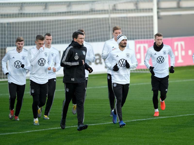 Zweites Länderspiel in Wolfsburg - Schlechte Erinnerung