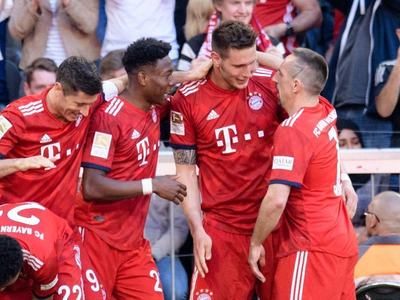 FC Bayern leistet sich keine Schwäche - Klatsche für den VfB