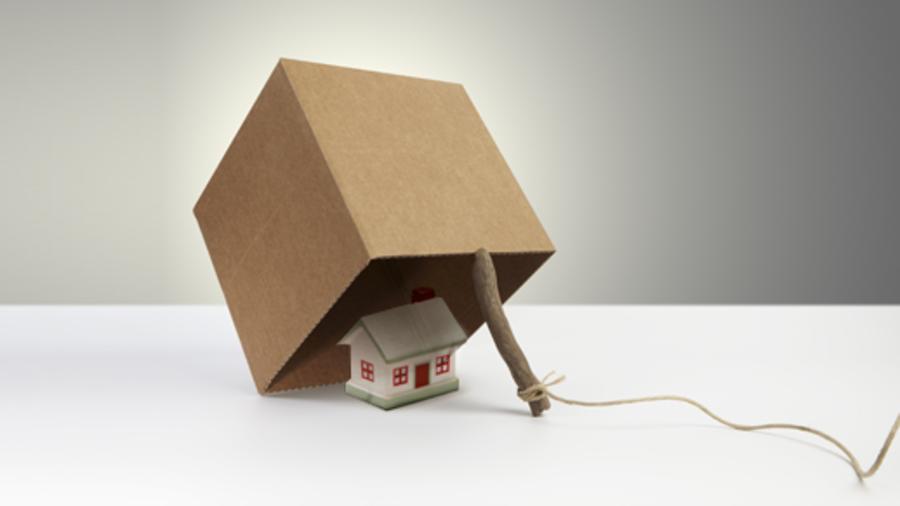 baugeld deutsche riskieren mehr beim hauskauf. Black Bedroom Furniture Sets. Home Design Ideas