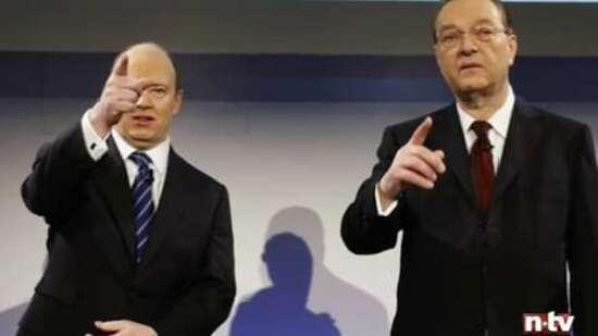 Vorstände bei der Deutschen Bank werden aussortiert