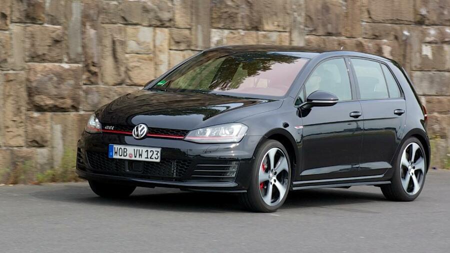 Der VW Golf GTI Performance im Detail: Dalli, dalli