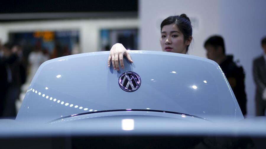 Volkswagen will Elektroautos in China bauen