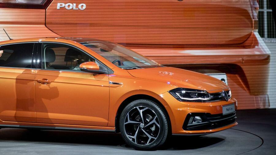 VW kündigt Rückruf für Polo-Modelle an
