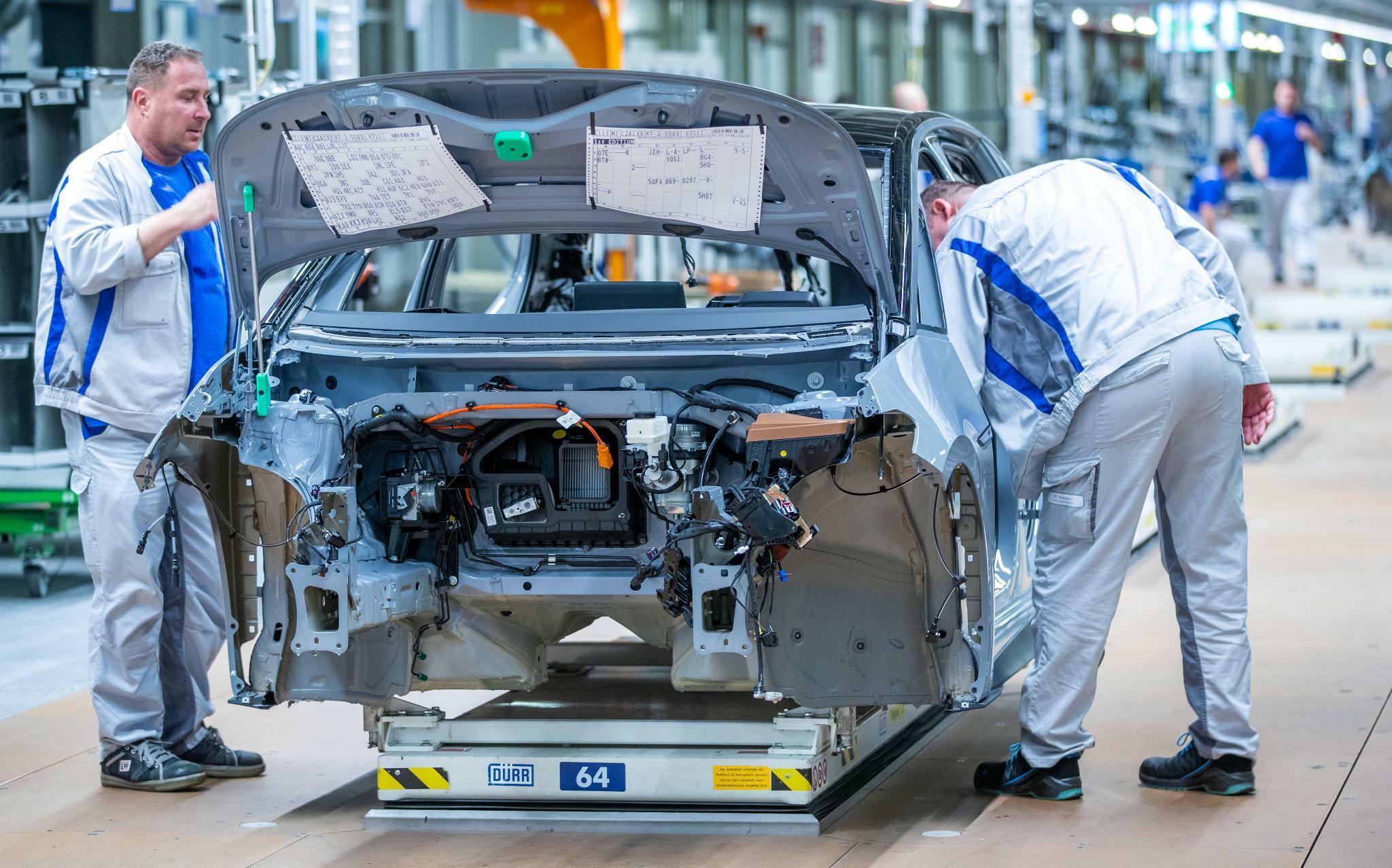VW: ID.3 wird auch in Dresden produziert