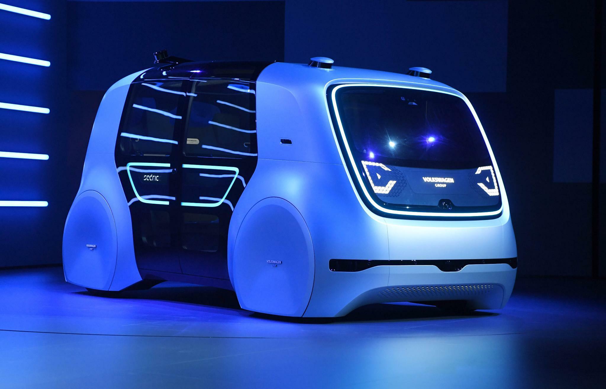 Der Traum vom Roboterauto: Zwischen Euphorie und Ernüchterung