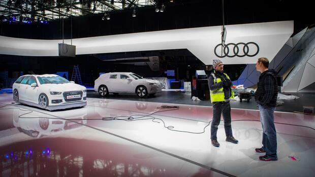 Squeeze-Out-Verfahren: Volkswagen will Minderheitsaktionäre von Audi herausdrängen