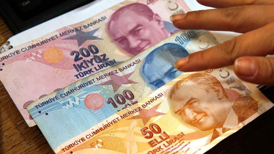 Währung Türkei