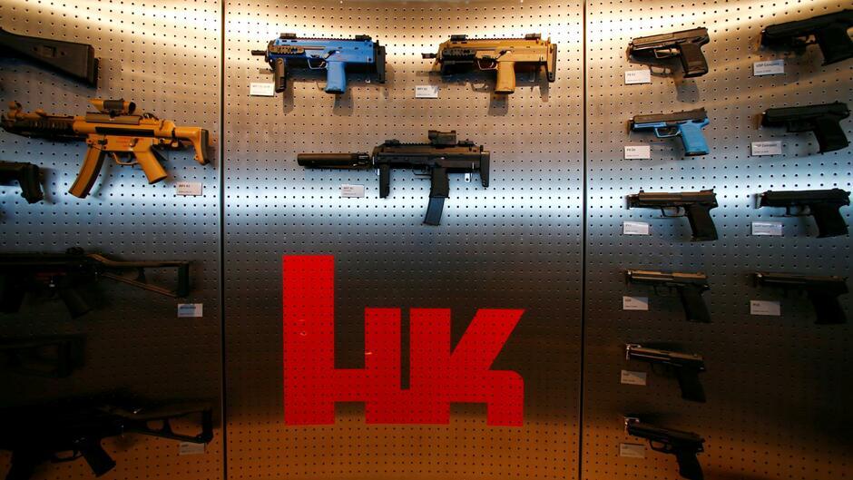 Heckler & Koch modernisiert Sturmgewehre der britischen Armee